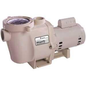 Whisperflo 011514 1.5 HP 208-Volt/230-Volt Full-Rated Energy Efficient Pool Pump