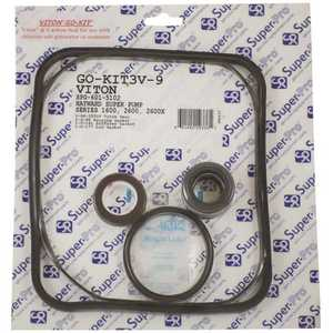 Super Pro GO-KIT3V-9 Pool Pump Replacement Viton Gasket and O-Ring Kit