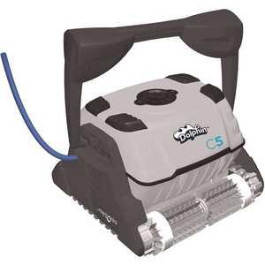 Dolphin 9999396X-C5 Auto Pool Cleaner -Vacuum