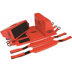 Kemp 10-001-RED Water Safety Red Head Immobilizer