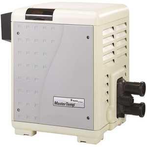 Mastertemp 460775 Pentair Mastertemp ASME Heater, 400,000 BTU, Natural Gas, Low Nox