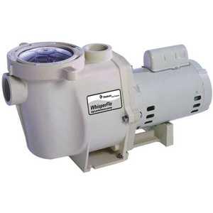 Whisperflo 011516 Single Speed Energy Efficient Full Rated High Performance 3 Horse Power pump