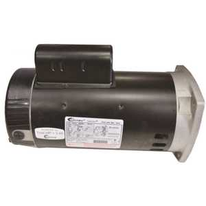 Century B2844 Square Flange Full-Rated 3 Horse Power Replacement Pool and Spa Pump Motor