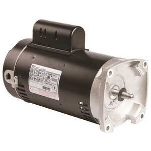 AO Smith SQ1302V1 3 HP Square Flange Full Rated 2-Compartment Pool Filter Motor