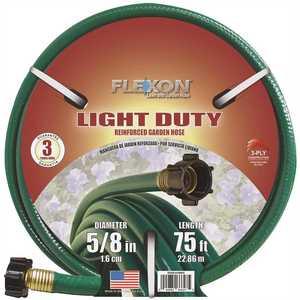 5/8 in. Dia x 75 ft. Light Duty Garden Hose