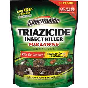 SPECTRACIDE HG-63941-4 10 lbs. Triazicide Lawn Insect Killer Granules