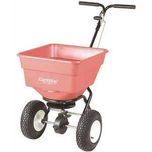 EARTHWISE #2170 100 lbs. Commercial Broadcast Spreader
