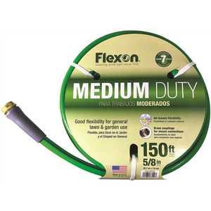 Flexon FHR58150 5/8 in. Dia x 150 ft. Medium Duty Reel Hose