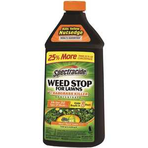 SPECTRACIDE HG-96624-1 40 oz. Lawn Weed and Crabgrass Killer Concentrate
