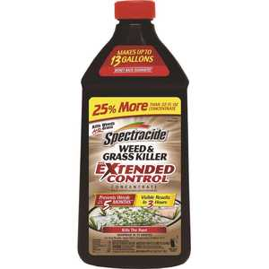 SPECTRACIDE HG-96622 40 oz. Weed and Grass Extended Control Concentrate
