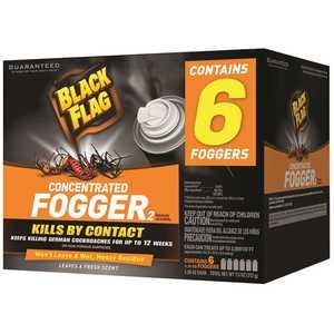 BLACK FLAG HG-11079-1 BlackFlag Indoor Fogger