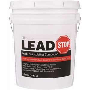 Lead Stop 4000 Lead Encapsulating Compound, 5 GAL