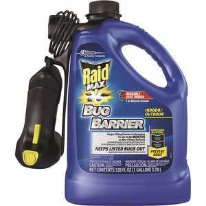 RAID 608416 Max 128 oz. Bug Barrier