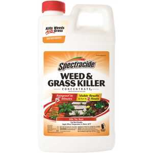 SPECTRACIDE HG-96451-1 Weed and Grass Killer 64 oz. Concentrate