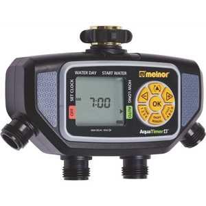 Melnor 76280-HD 4-Zone Water Timer
