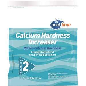 Pool Time 23504PTM 4 lbs. Calcium Hardness Increaser Balancer