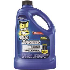 RAID 620727 128 oz. Bug Barrier Trigger Refill Kit