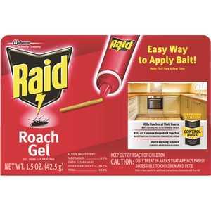 RAID 697332 1.5 oz. Roach Gel