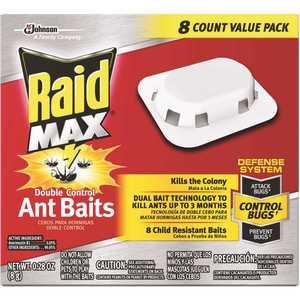 RAID 676353 Double Control 0.28 oz. Ant Baits