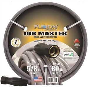 5/8 in. Dia x 80 ft. Job Master Contractor Grade Garden Hose