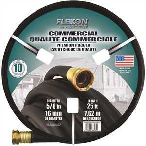 5/8 in. Dia x 25 ft. Premium Commercial-Grade Rubber Hose