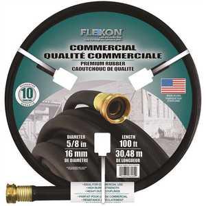 5/8 in. Dia x 100 ft. Premium Commercial-Grade Rubber Hose