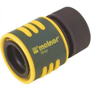 Melnor 4MQC Female Coupling with Water Stop