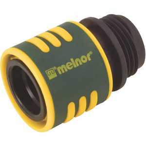 Melnor 5MQC Female Coupling Hose Connector with Male Thread