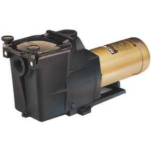 Super Pump HAY-10-312 Pool Pump- Single Speed Max Rated 2 Horse Power Super Pump