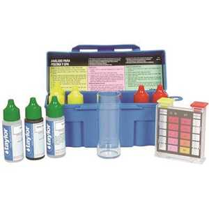 TAYLOR TAY-47-3303 Sure Check Residential Trouble Shooter DPD Test Kit K-1004 Chlorine/Bromine