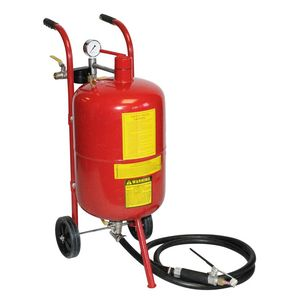 ALC Abrasive Blasters / S&H Industries 41002 Import Pressure Blaster, 10 Gallon, I/P