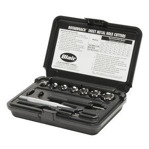 Blair Equipment Company 11090 ROTABROACH SHEET METAL HOLE CUTTER KIT - FRACTIONAL