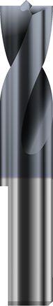 Dent Fix Equipment DF-1680TC DF-1680TC Spot Weld Drill Bit, 8 mm Dia, 45 mm Length, Cobalt High Speed Steel