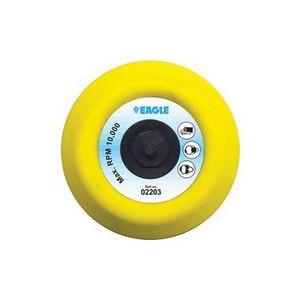 KOVAX® 02203 02203 Disc Pad, 3 in, 1/4-28 Arbor/Shank, Super-Tack Attachment