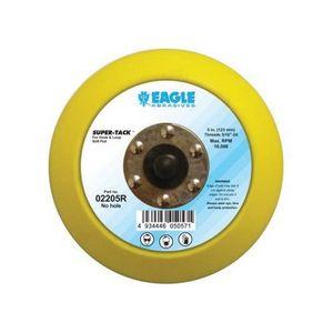02205R Soft Disc Pad, 5 in, 5/16-24 Arbor/Shank, Super-Tack Attachment
