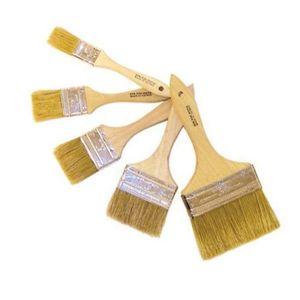 KOVAX® BH100 BH100 Chip Brush, 1 x 5/16 in, Hog Hair