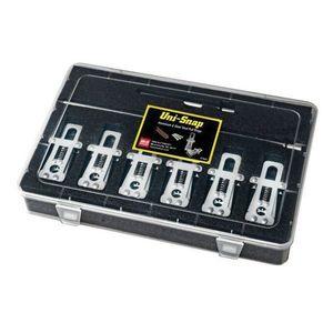 H&S Autoshot 2015 UNI-2015 Stud Pull Ring Snap Finger Kit