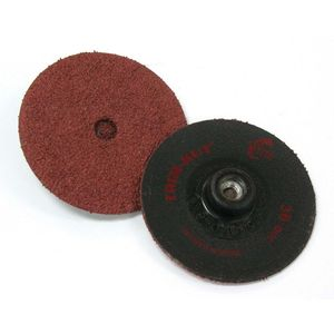 "High Teck Products 324TK (25) 3"" 24 Grit Trim Kut Disc"