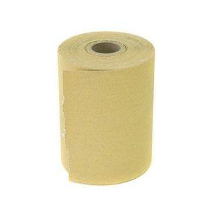 Mirka® 23-573-120 23573120 23 Series Semi-Open Coated Autokut Sheet Roll, 4-1/2 in W x 30 ft L, P120 Grit
