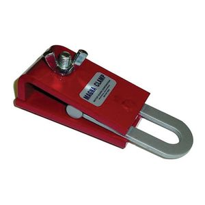 J20016 Magna Clamp Puller, Steel, Use With: Motor Guard Magna-Spot Stud Welders