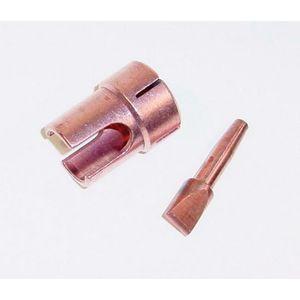MOTOR GUARD 00533 J20021 Wire Electrode Kit, Copper, Use With: JO1000, JO1500, JO2000 Model Magna-Spot Stud Welder Systems