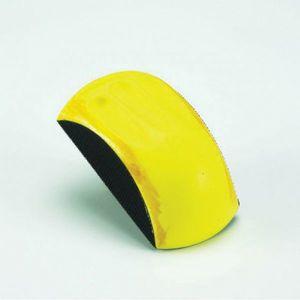 Norton® 63642503726 03726 Hand Sanding Block, 6 in W, Hook and Loop Attachment