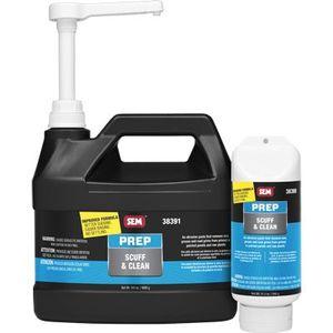 SEM 38398 38398 Abrasive Paste, 16 oz Tube, Neutral