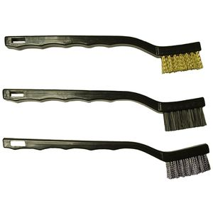 S & G Tool Aid Corp. 17190 EASY GRIP STAINLESS STEEL BRUSH