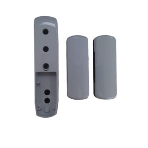 Gaab T378-04 Crossbar Exit Device Push Series For Single Leaf Door With Access Grey