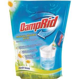 DampRid FG30FS 42 oz. Fresh Scent Moisture Absorber Refill