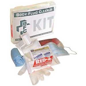 Honeywell Safety 552001 North Body Fluid Clean Up Kit Bag