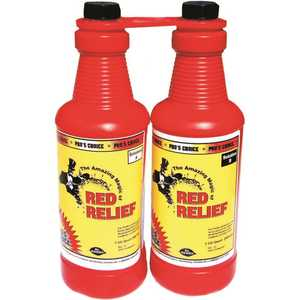 NAMCO 3080A Red Relief Quart Size Bottle