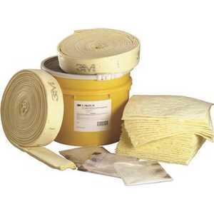 3M 70070611804 31 Gal. Chemical Sorbent Spill Kit C-SKFL31