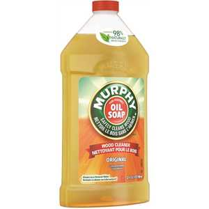 MURPHY'S 101163 32 oz. Oil Soap Liquid for Wood and Hard Surfaces Concentrated